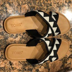 Toms Slip-On Sandals